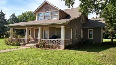Abilene Single Family Home For Sale: 977 2100 Avenue