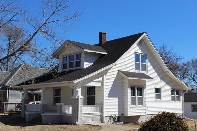 Abilene Single Family Home For Sale: 400 Northeast 7th Street