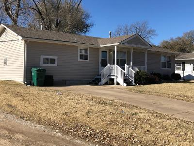 Abilene Single Family Home For Sale: 306 North Monroe