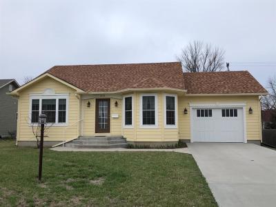 Abilene Single Family Home For Sale: 202 Eagle Drive