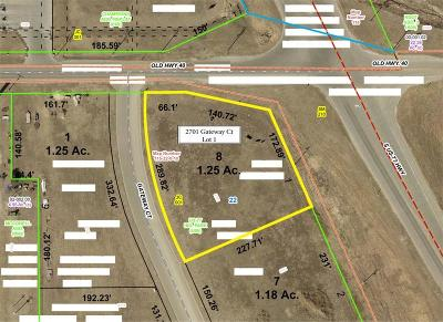 Junction City Residential Lots & Land For Sale: 2701 Gateway Court