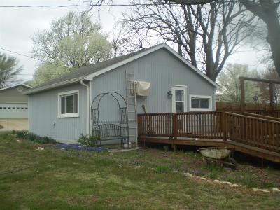 Abilene Single Family Home For Sale: 515 Northeast 14th