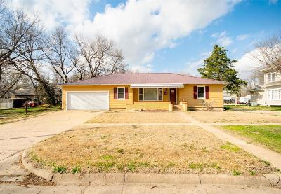 Abilene Single Family Home For Sale: 313 Northeast 11th Street