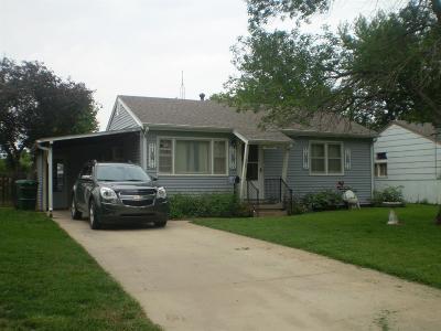 Abilene Single Family Home For Sale: 1300 Northwest 4th Street