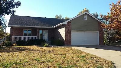 Abilene Single Family Home For Sale: 1403 Northwest 5th