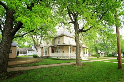 Abilene Single Family Home For Sale: 422 North Mulberry