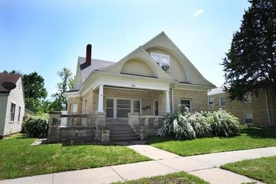 Junction City Single Family Home For Sale: 331 West 3rd St