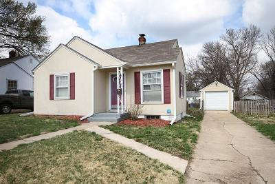 Junction City Single Family Home For Sale: 430 West Vine Street