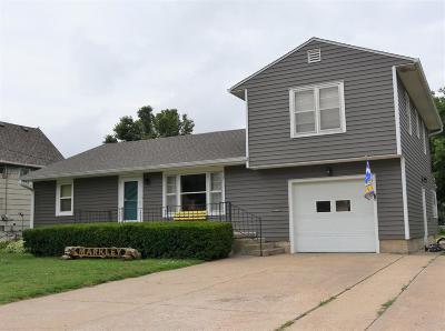 Abilene Single Family Home For Sale: 923 West 1st Street