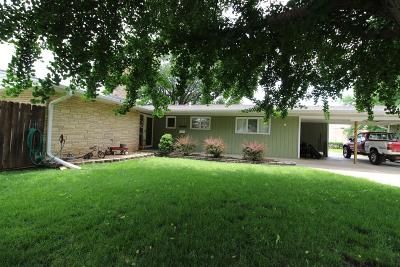 Abilene Single Family Home For Sale: 516 Tom Smith Circle