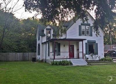 Abilene Single Family Home For Sale: 822 North Buckeye