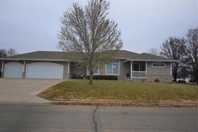 Abilene Single Family Home For Sale: 1300 Northwest 5th Street