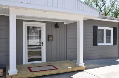Junction City Single Family Home For Sale: 115 North Jefferson Street