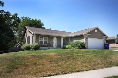 Junction City Single Family Home For Sale: 1424 Elm Creek Drive