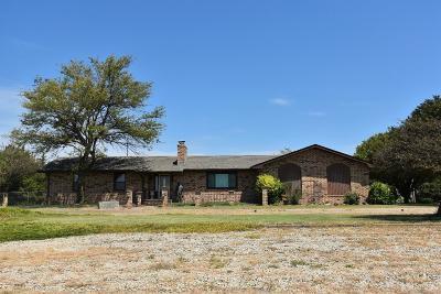 Abilene Single Family Home For Sale: 963 1900 Avenue
