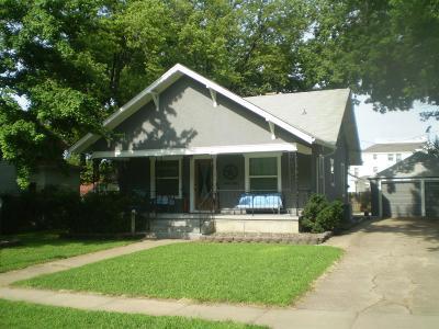 Abilene Single Family Home For Sale: 1102 North Kuney Street