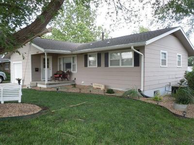 Abilene Single Family Home For Sale: 1509 Olive Street