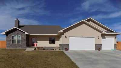 Sublette Single Family Home For Sale: 712 Gwinn