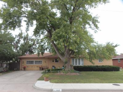 Garden City Single Family Home For Sale: 1607 Center Street