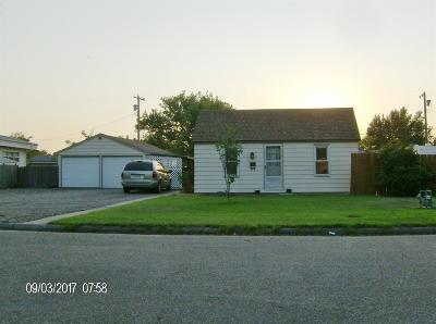 Garden City Single Family Home Under Contract: 2401 A Street