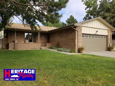 Garden City Single Family Home For Sale: 2933 Windmill Drive