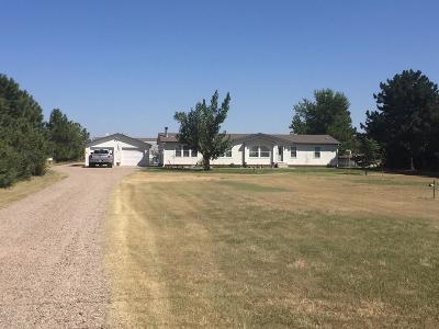 Garden City Single Family Home For Sale: 3500 North Farmland Road