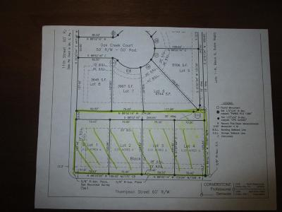 Garden City Residential Lots & Land For Sale: W Thompson Street