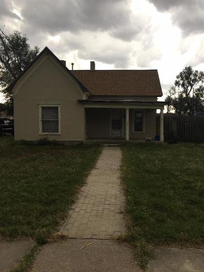 Garden City Single Family Home For Sale: 506 North Third Street