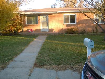 Garden City Single Family Home For Sale: 1213 Gibson Street