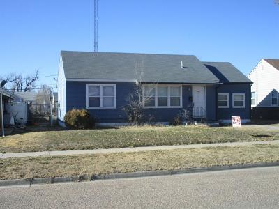Garden City Single Family Home For Sale: 303 North Davis Street