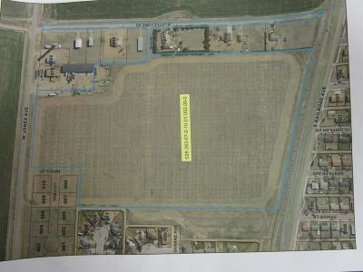 Holcomb Residential Lots & Land For Sale: West Jones Avenue