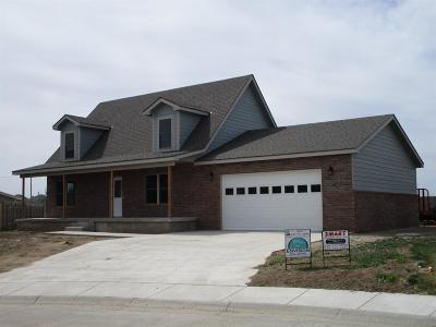 Holcomb Single Family Home For Sale: 103 Shalyn Place