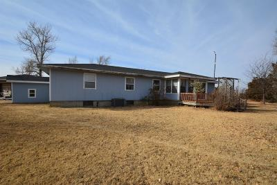 Holcomb Single Family Home For Sale: 808 Taylor Jones Road
