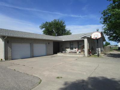 Garden City Single Family Home For Sale: 610 North Campus Drive