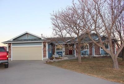 Cimarron Single Family Home For Sale: 106 North 6th St Court