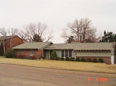 Garden City Single Family Home For Sale: 1302 Cloud Circle
