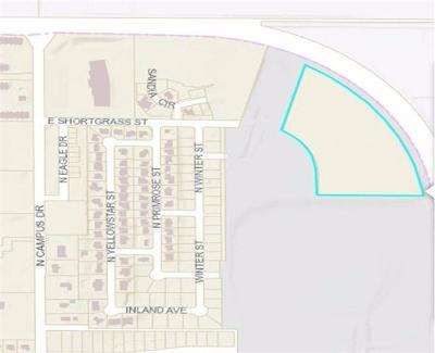Garden City Residential Lots & Land For Sale: NE/4 Sec. 4-24-32
