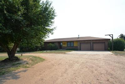 Garden City KS Single Family Home For Sale: $245,000