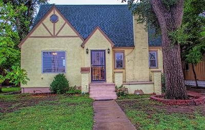 Garden City Single Family Home For Sale: 1008 North Main Street