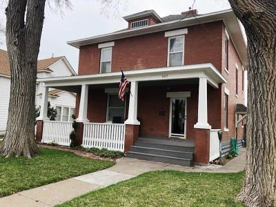 Garden City Single Family Home For Sale: 907 North 7th St