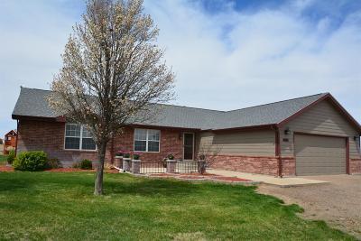 Garden City Single Family Home For Sale: 3865 Quarterhorse Drive