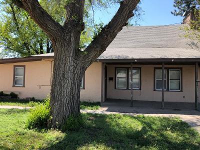 Garden City Single Family Home For Sale: 1502 Saint John St