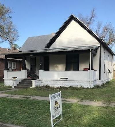 Garden City Single Family Home For Sale: 610 North Seventh Street