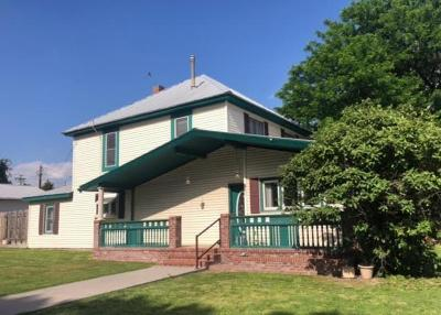 Cimarron Single Family Home For Sale: 100 North 3rd Street