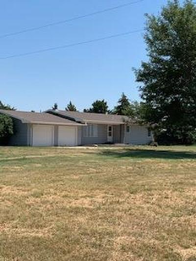 Garden City Single Family Home Under Contract: 7140 South Road 18