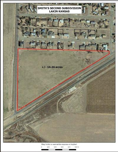 Lakin Residential Lots & Land For Sale: Railroad Avenue