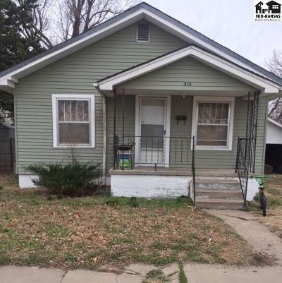 Single Family Home For Sale: 513 E 10th Ave