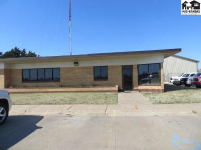 Pratt Commercial For Sale: 20112 W Us Hwy 54