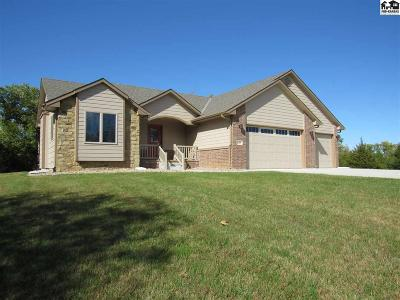 Hutchinson Single Family Home For Sale: 4305 West Red Tail Rd