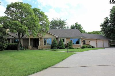 Hesston Single Family Home For Sale: 31 Parkview Rd